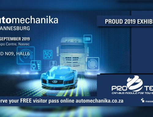 We invite you to the automechanika trade fair in  RPA, JOHANNESBURG